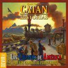 Catan Historias, juego de mesa de Los Colonos de América