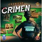 Crónicas del Crimen juego de mesa de deducción para jugar en solitario o de forma cooperativa.