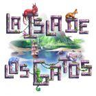 La Isla de los Gatos juego de mesa de colocación de losetas