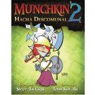 Munchkin 2: Hacha descomunal juego de cartas