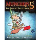 Munchkin 5: Exploradores