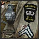 Paracaidistas en tu Bolsillo - D-Day Dice