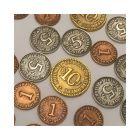 París: Monedas Metálicas