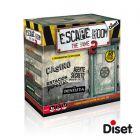 Escape Room The Game 2 es un juego de mecánica de escape para toda la familia. Con cuatro aventuras diferentes de las que escapar.
