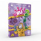 Virus 2 Evolution es una expansión para el conocido juego de cartas Virus!