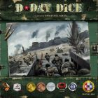 D-Day Dice juego wargame